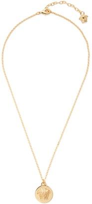VERSACE Medusa pendant necklace $250 thestylecure.com