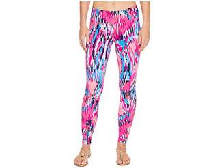 Lilly Pulitzer Luxletic Caille Weekender Leggings