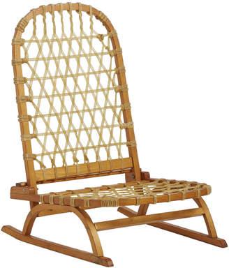 Rejuvenation Foldable Snow Shoe Chair