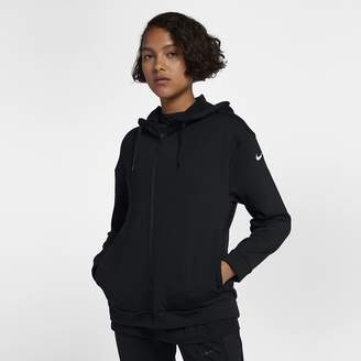 Nike Dri-FIT Therma Women's Full-Zip Training Hoodie
