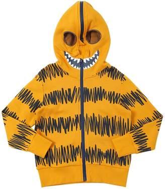 Stella McCartney Bandit Cotton Sweatshirt Hoodie