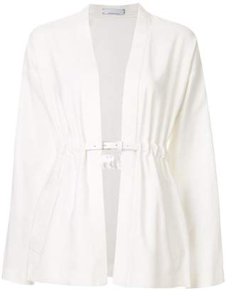 Jean Paul Gaultier Knott belted jacket