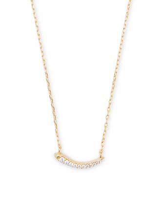 Kendra Scott Whitlee Bar Pendant Necklace