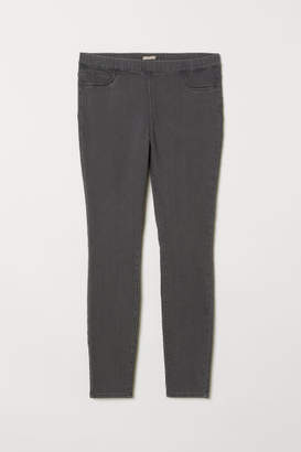 H&M H&M+ Skinny Fit Treggings - Gray