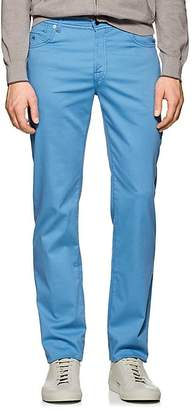 Marco Pescarolo Men's Cotton-Blend Five-Pocket Pants