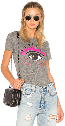 Kenzo Eye Classic T-Shirt in Gray $125 thestylecure.com