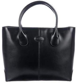 Tod's Leather D-Styling Tote