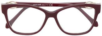 Roberto Cavalli square shaped glasses