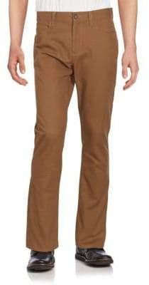 Perry Ellis Slim-Fit Five-Pocket Pants