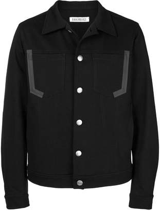 Dirk Bikkembergs chest pocket jacket