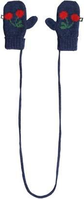 Oeuf Cherry Baby Alpaca Knit Gloves