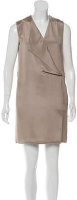 3.1 Phillip Lim Silk Mini Sleeveless Dress