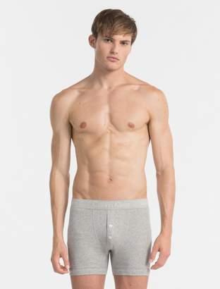 Calvin Klein body button fly boxer brief