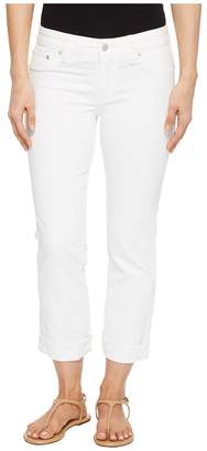 Lucky Brand Sweet Crop Jeans in Clean White Women's Jeans