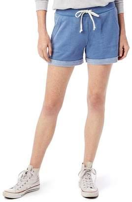 Alternative French Terry Drawstring Shorts