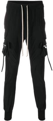 Rick Owens cargo-style trousers