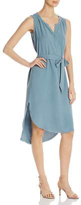 Go Silk Go by Sleeveless High/Low Dress