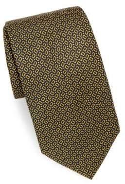 Brioni Sunny Box Silk Tie