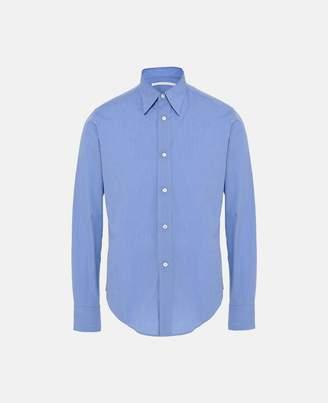 Stella McCartney azure blue simon shirt