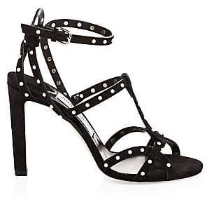 30eb6f7baeaf Jimmy Choo Women s Beverly Strappy Stiletto Sandals