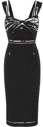 Prada Cotton poplin dress