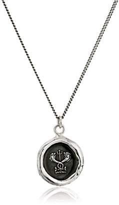 Pyrrha Life Saver Unisex Talisman Pendant Necklace