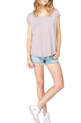 Gentle Fawn Striped Short Sleeve Top