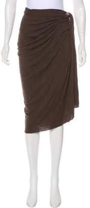 Rick Owens Lilies Knee-Length Tulip Skirt