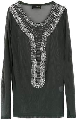 Andrea Bogosian embroidered top