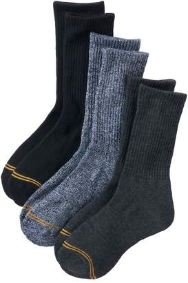 Gold Toe Goldtoe Boys GOLDTOE 3-Pack Crew Socks