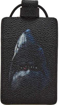 Givenchy Shark Print Neck Card Holder
