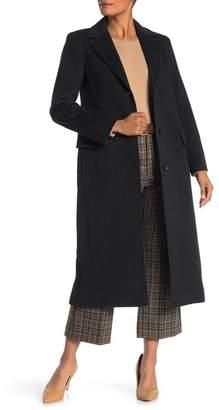 Fleurette Long Wool Coat
