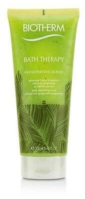 Biotherm NEW Bath Therapy Invigorating Blend Body Smoothing Scrub 200ml Womens