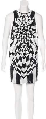 Emilio Pucci Silk Embellished Dress w/ Tags