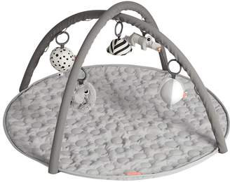 DONE BY DEER Activity Playmat, Silver Grey