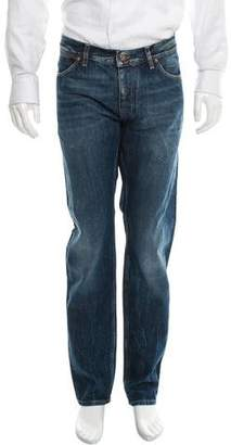 Michael Bastian Distressed Skinny Jeans w/ Tags