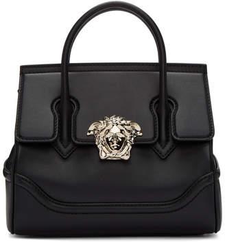 Versace Black Medium Medusa Palazzo Bag