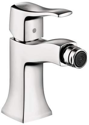Hansgrohe Metris C Single Handle Horizontal Spray Bidet Faucet