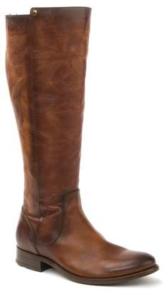 Frye Melissa Burnished Leather Tall Boot