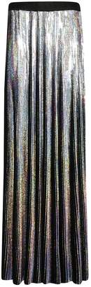 Balmain Holographic Skirt
