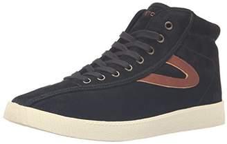 Tretorn Men's Nylite Hi7 Fashion Sneaker Night/Saddle