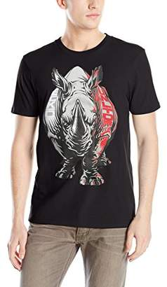 Ecko Unlimited Unltd. Men's Beta Beast Short Sleeve Printed T-Shirt