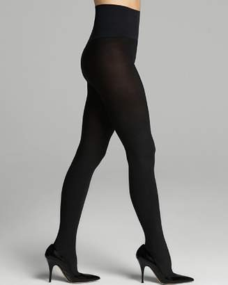 Commando Opaque Matte 110 Denier Control Top Tights