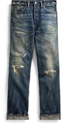 Ralph Lauren Relaxed Fit Selvedge Jean