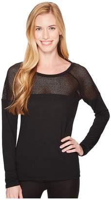 Lorna Jane Valley Long Sleeve Top Women's Clothing