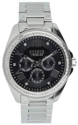 Versace Versus Women's VERSUS by Elmont Swarovski Crystal Accent Bracelet Watch, 40mm