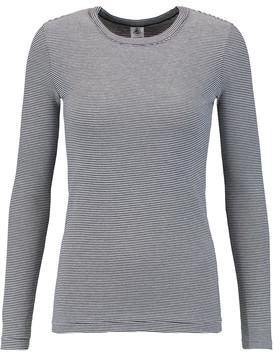 Petit Bateau Striped Cotton-Jersey Top $49 thestylecure.com