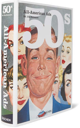 Taschen All-american Ads Of The 50s Hardcover Book