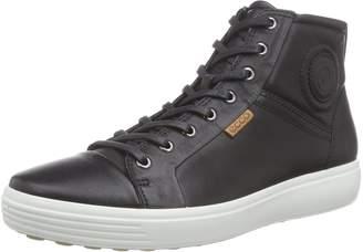 Ecco Shoes Men's Soft 7 Boot Sneaker