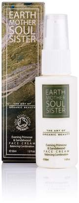 EARTH MOTHER SOUL SISTER - Evening Primrose & Sandalwood Face Cream